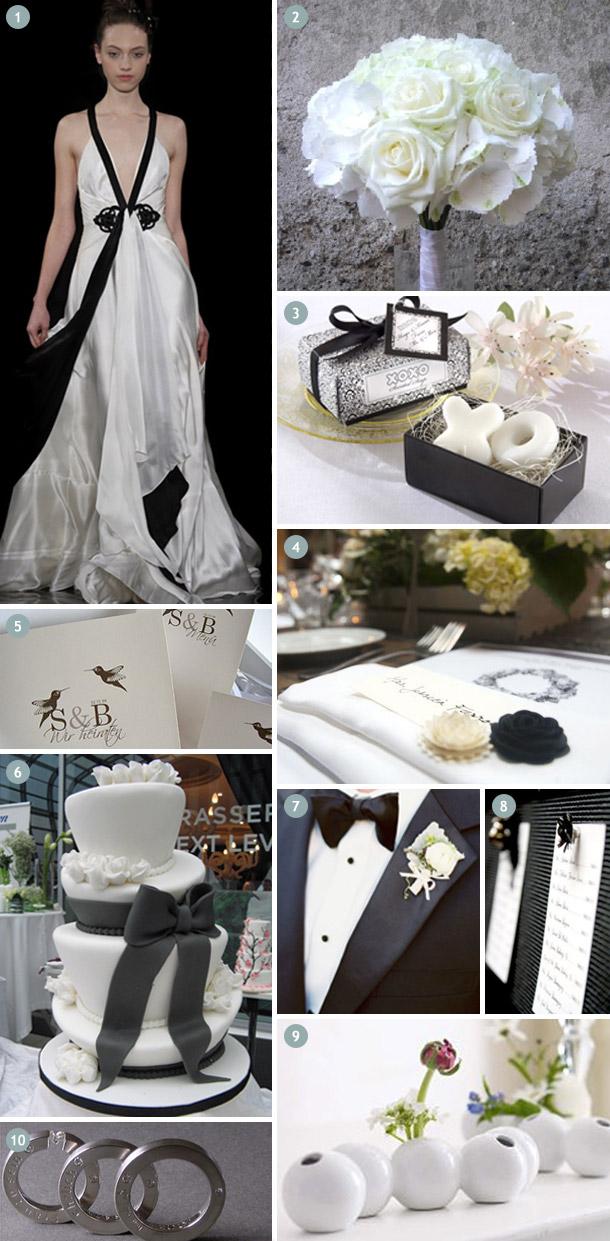 Januar Inspirationsbaord für edle Hochzeiten im Winter